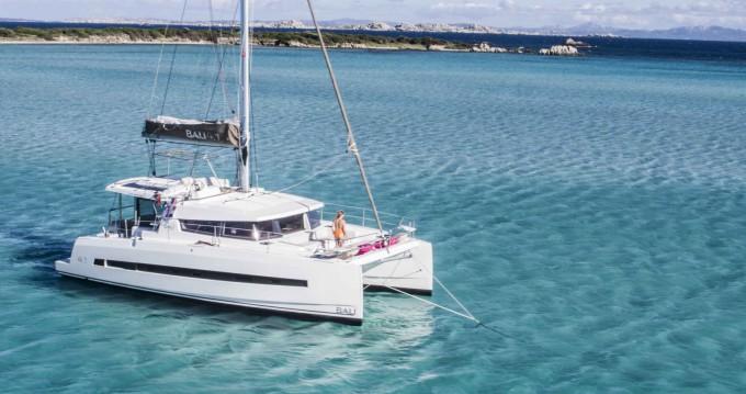 Louer Catamaran avec ou sans skipper Bali Catamarans à Follonica