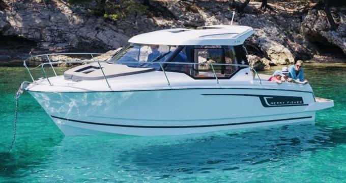 Location bateau Jeanneau Merry Fisher 795 à Split sur Samboat