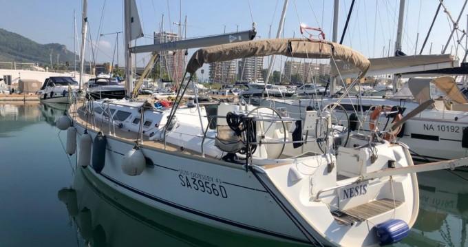 Louez un Jeanneau Sun Odyssey 43 à Salerno
