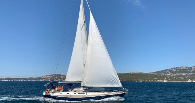 Location bateau Bonifacio pas cher Sun Odyssey 52.2