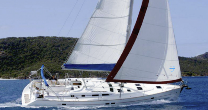 Location bateau Fiumicino pas cher Oceanis Clipper 423