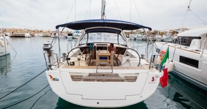 Bénéteau Oceanis 41 Style entre particuliers et professionnel à Marina di Portorosa