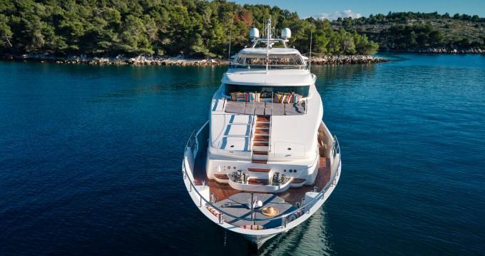 Location yacht à Split - Benetti Benetti Delfino 93 sur SamBoat