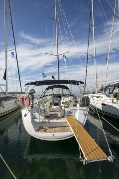 Jeanneau Sun Odyssey 49i entre particuliers et professionnel à Skiathos