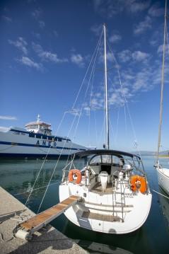 Jeanneau Sun Odyssey 42i entre particuliers et professionnel à Keramotí
