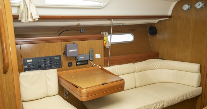 Location yacht à Keramotí - Jeanneau Sun Odyssey 42i sur SamBoat