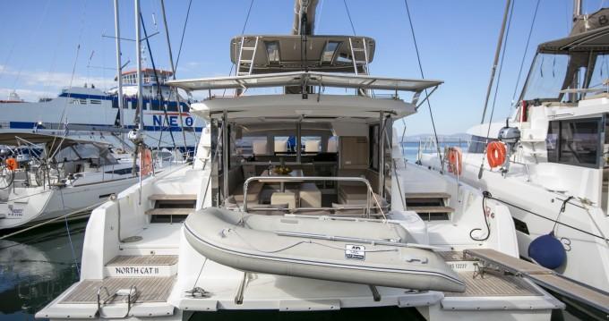 Catamaran à louer à Skiathos au meilleur prix