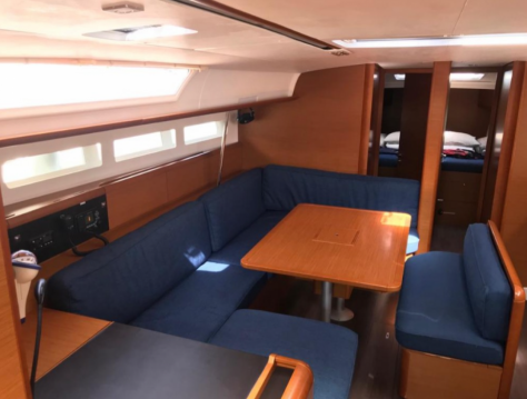 Location yacht à Athènes - Jeanneau Sun Odyssey 519 sur SamBoat