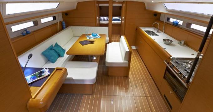 Location yacht à Skiathos - Jeanneau Sun Odyssey 47 sur SamBoat