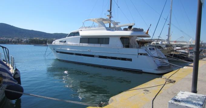 Location yacht à Néa Artáki - PR Sunshine 82 sur SamBoat
