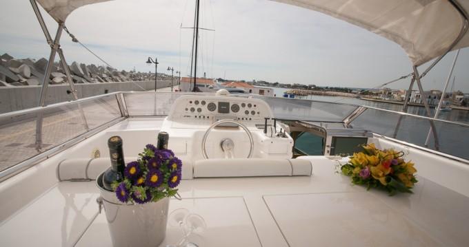 Location Yacht PR avec permis
