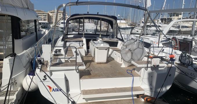Location bateau Bénéteau Oceanis 46.1 à Marina di Portorosa sur Samboat