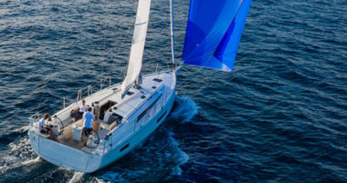 Location bateau Bénéteau Oceanis 40.1 à Castiglioncello sur Samboat