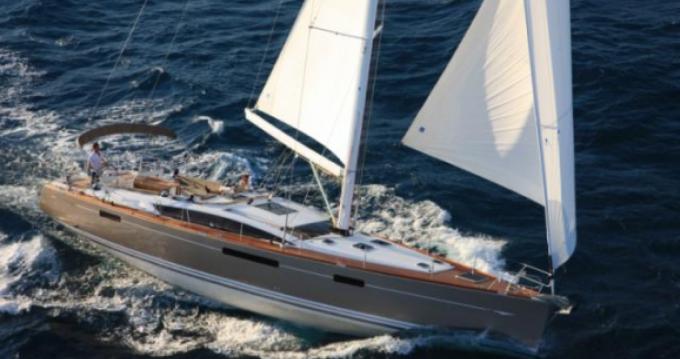 Location yacht à Préveza - Jeanneau Jeanneau 57 sur SamBoat