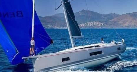 Location yacht à Göcek - Bénéteau Oceanis 46.1 sur SamBoat