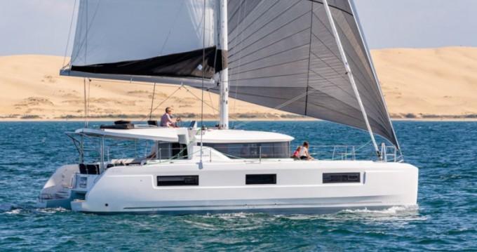 Location bateau Trogir pas cher Lagoon 46