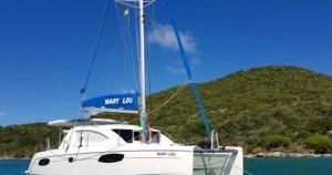 Location Catamaran à Ajaccio - Robertson and Caine LEOPARD 38