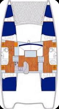 Location bateau Robertson and Caine LEOPARD 38 à Ajaccio sur Samboat