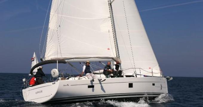 Location yacht à Helsinki - Hanse Hanse 445 sur SamBoat