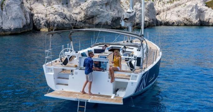Dufour Dufour 530 Grand Large entre particuliers et professionnel à Marina di Portorosa