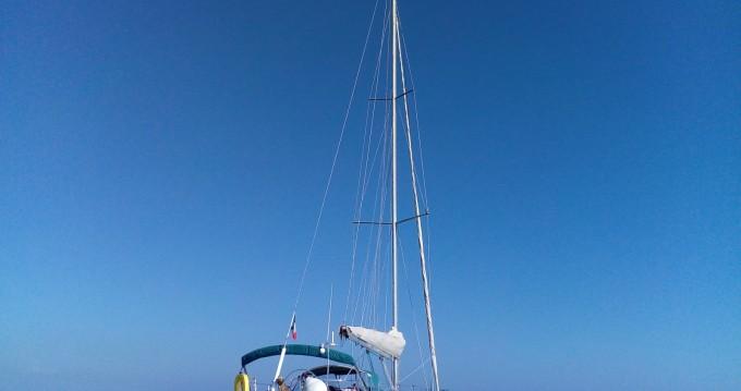 Location bateau Saint-Mandrier-sur-Mer pas cher First 45 F5