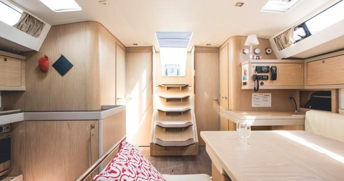 Location yacht à Salerno - Bénéteau Oceanis 48 sur SamBoat
