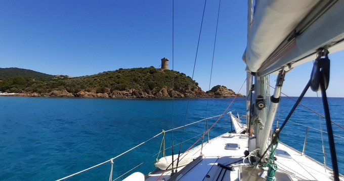 Location bateau Sari-Solenzara pas cher Voyage 11.20