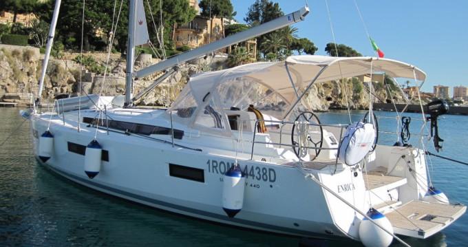 Louez un Jeanneau Sun Odyssey 440 à Marina di Portisco