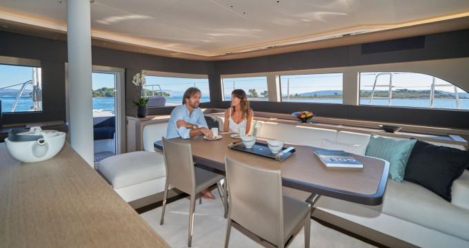 Location Catamaran à Split - Lagoon Lagoon Sixty 5