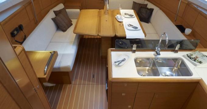 Location yacht à Skradin - Jeanneau Sun Odyssey 389 JP sur SamBoat