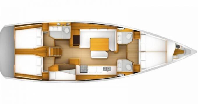 Location bateau Jeanneau Sun Odyssey 509 à Athènes sur Samboat