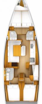 Location yacht à Tenerife - Jeanneau Sun Odyssey 519 sur SamBoat
