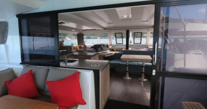 Location Catamaran à Ibiza (Ville) - Fountaine Pajot Astrea 42