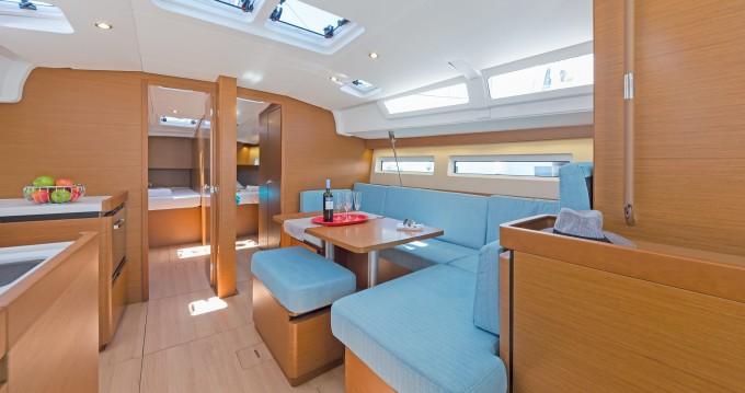 Jeanneau Sun Odyssey 490 entre particuliers et professionnel à Skiathos