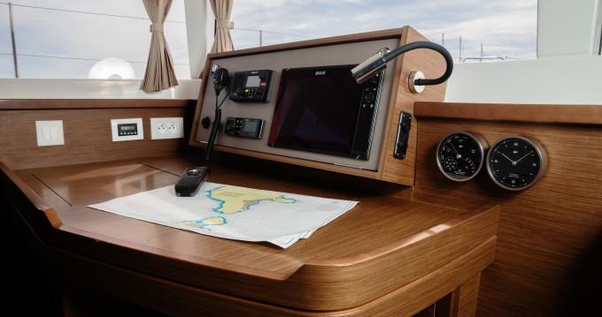 Location Catamaran à Olbia - Lagoon Lagoon 450