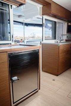 Location bateau Olbia pas cher Lagoon 450