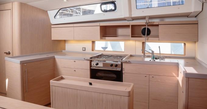 Location yacht à Castiglioncello - Bénéteau Oceanis 46.1 sur SamBoat