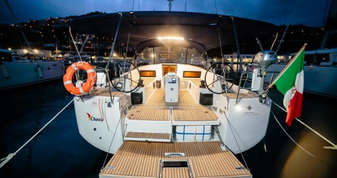 Location yacht à Olbia - Jeanneau Sun Odyssey 490 sur SamBoat
