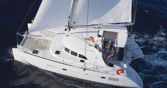 Location Catamaran à Tel-Aviv - Lagoon Lagoon 380