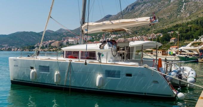Lagoon Lagoon 400 entre particuliers et professionnel à Split