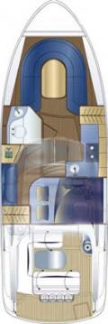 Louer Bateau à moteur avec ou sans skipper Bavaria à Tribunj