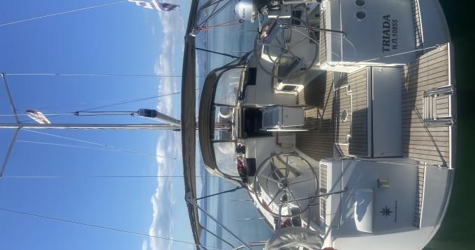 Location bateau Jeanneau Sun Odyssey 439 à Keramotí sur Samboat