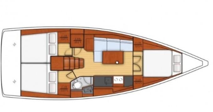 Location yacht à Vibo Valentia Marina - Bénéteau Oceanis 38.1 sur SamBoat