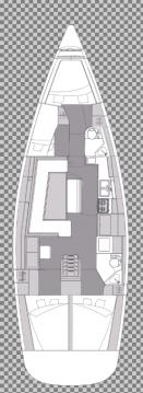 Location yacht à Kaštela - Elan Impression 45 sur SamBoat