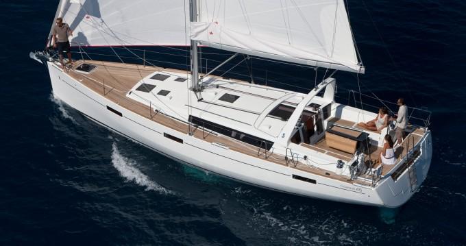 Location yacht à Marina di Portorosa - Bénéteau Oceanis 45 sur SamBoat