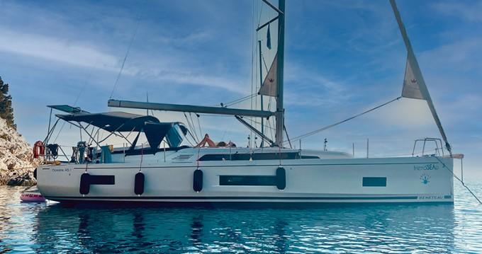 Location yacht à Paros - Bénéteau Oceanis 46.1 sur SamBoat