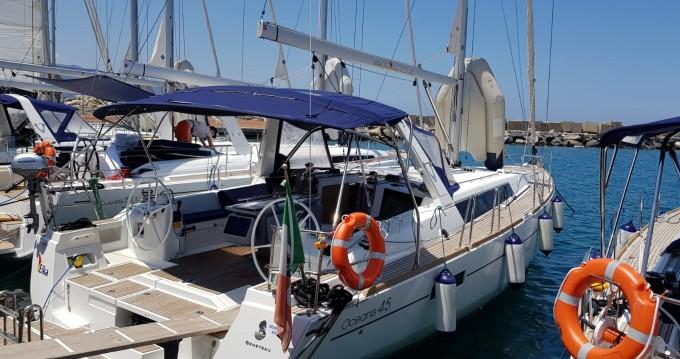 Louer Voilier avec ou sans skipper Bénéteau à Trapani