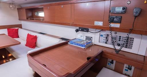 Location bateau Bénéteau Oceanis 50 Family à Port de Lefkada sur Samboat