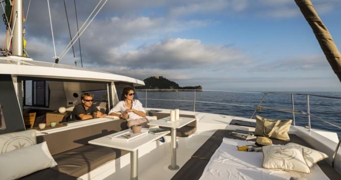 Location yacht à Porto-Vecchio - Bali Catamarans Bali 4.1 sur SamBoat