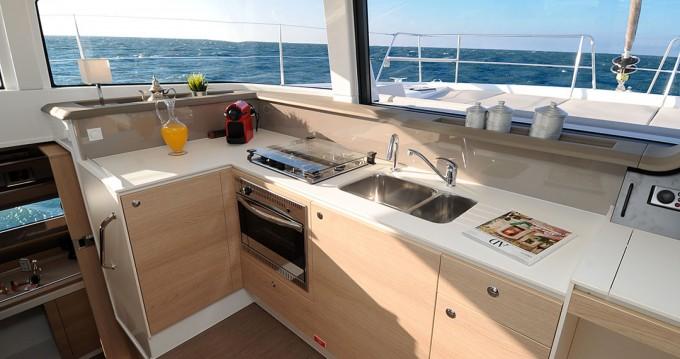 Louer Catamaran avec ou sans skipper Bali Catamarans à Porto-Vecchio
